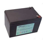 LFP128120, 12 Volt 13.2AH Lithium Iron Phosphate. High Capacity Rechargeable Lithium Replacement for 12V 12AH SLA Batteries